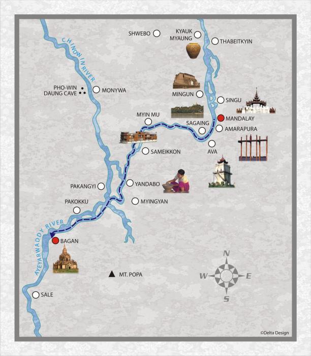 2 days from Mandalay to Bagan_1