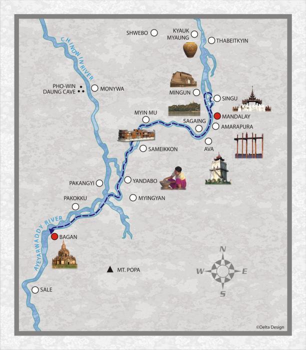 3 days from Mandalay to Bagan_3