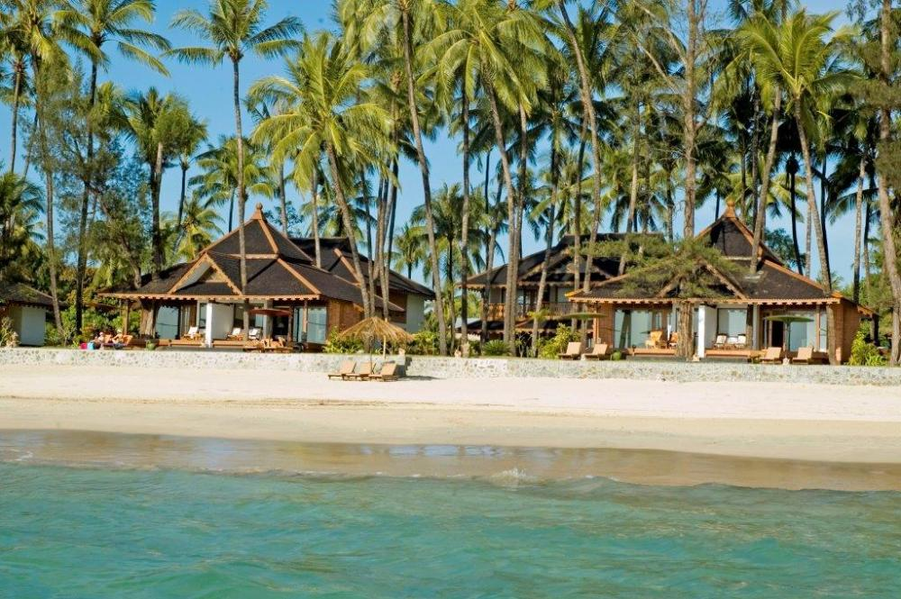Picture 01 - Amazing Ngapali Resort