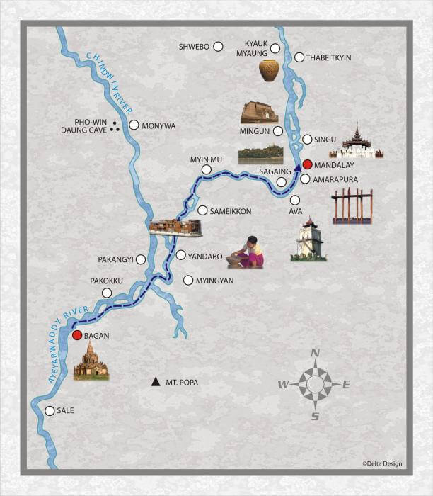 3 days from Bagan to Mandalay_5