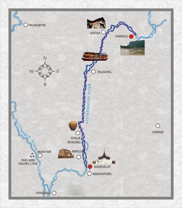 8 days Mandalay - Bhamo - Mandalay