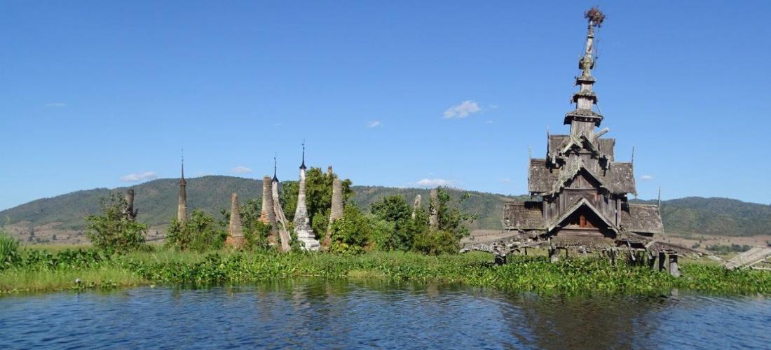 8. Samkar Lake