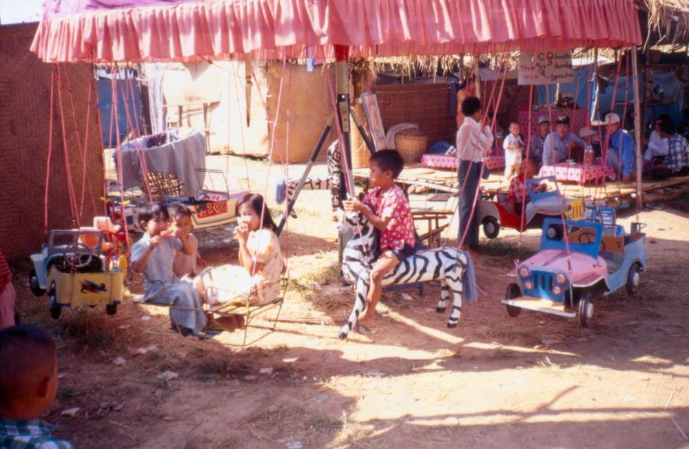 Ananda Pagoda Festival-2