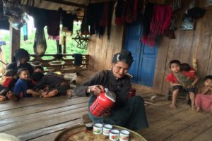 Bergvölker um Kyaing Tong