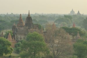 Das Tempel- und Pagodenfeld von Bagan
