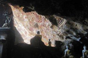 Kawgun Höhle bei Hpa-an