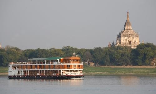 Myanmar Flusskreuzfahrt von Bagan nach Mandalay