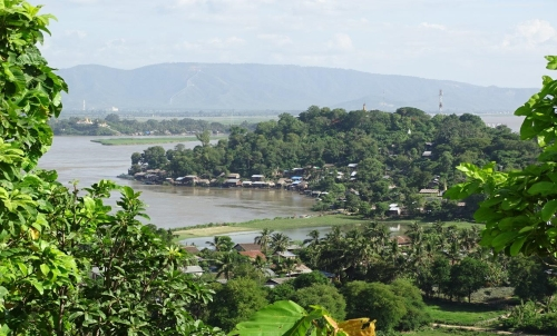 Myanmar Flusskreuzfahrt zwischen Bhamo & Mandalay