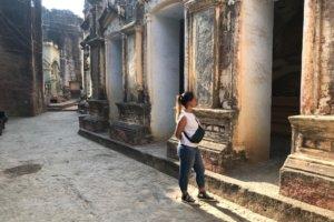 Shwe Ba Taung-Höhlen bei Monywa