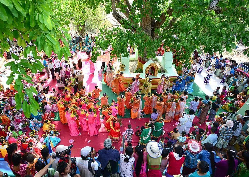 Shwe Kyat Yat - Amarapura-2