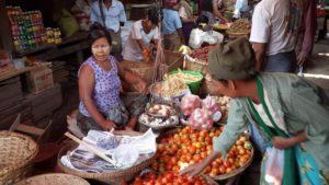 Markt von Sale (Salay)