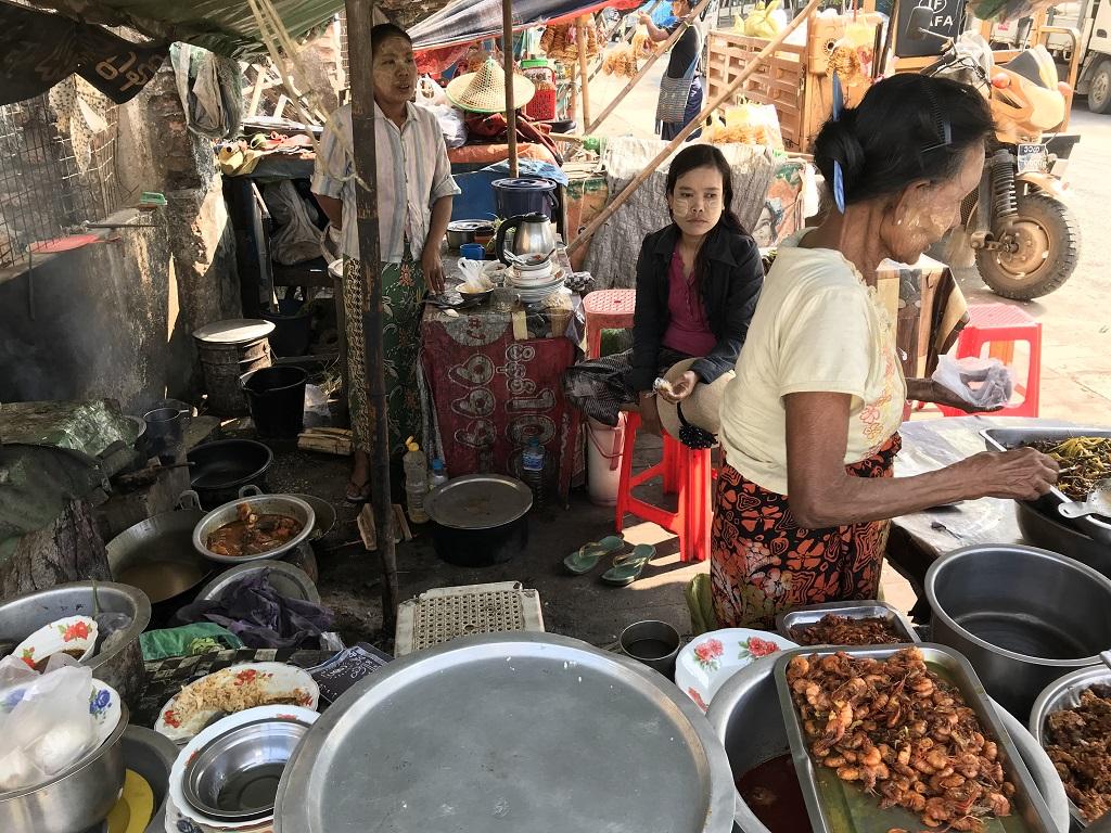 10 Typische Landesgerichte in Myanmar