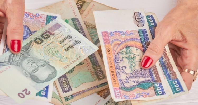 myanmar-geld