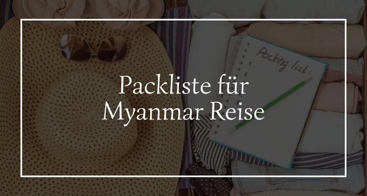 packliste-myanmar-reise