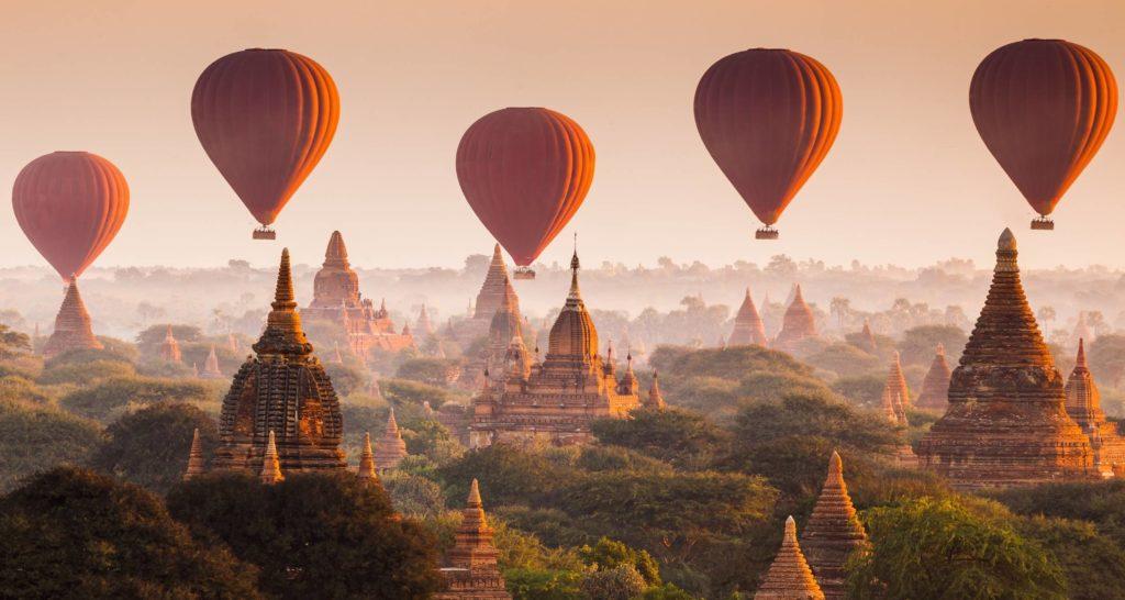 Myanmar Sehenswürdigkeiten (1)