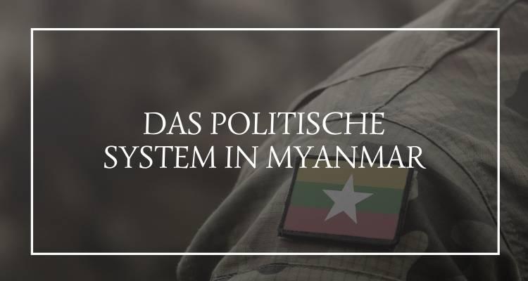 Myanmar politisches System